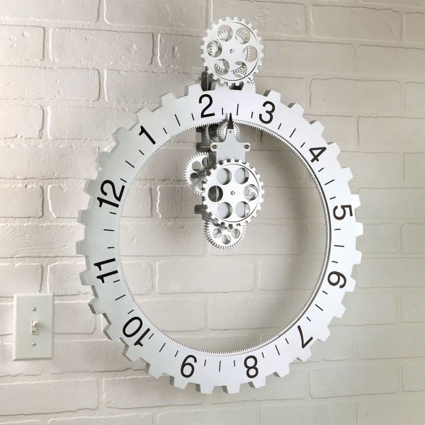 DCC0002 GEAR WALL CLOCK4