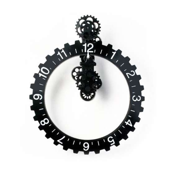 DCC0002 GEAR WALL CLOCK2