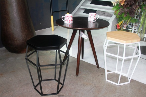 FORD STOOL / OCCASIONAL TABLE - FRM10605
