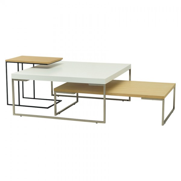 SQUARE COFFEE TABLE - FRM50245