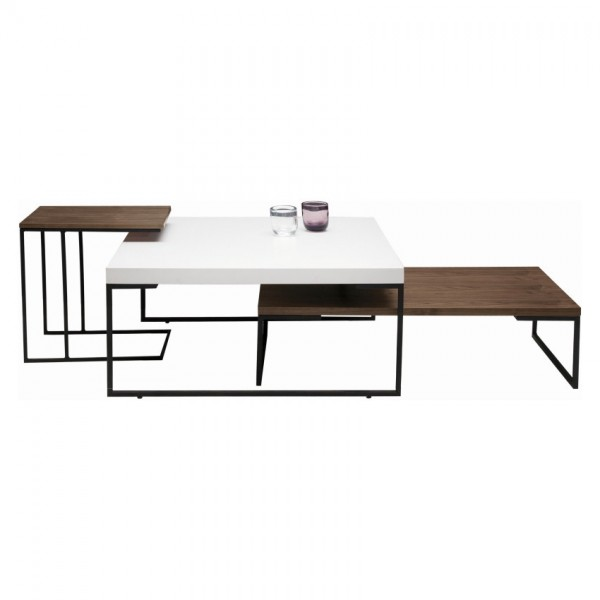 SQUARE COFFEE TABLE - FRM50244