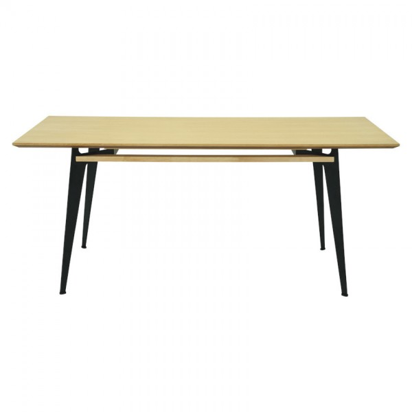 2M RECTANGLE DINING TABLE - FRM50833