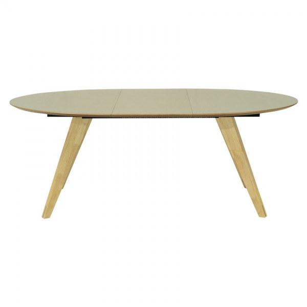 OVAL EXTENDABLE TABLE - FRM50932