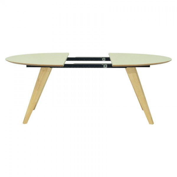 OVAL EXTENDABLE TABLE - FRM50936