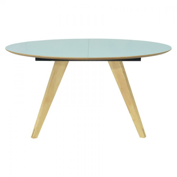 OVAL EXTENDABLE TABLE - FRM50933