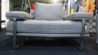 FRM6008A DESIGNER SOFA FABRIC&STAINLESS STEEL2