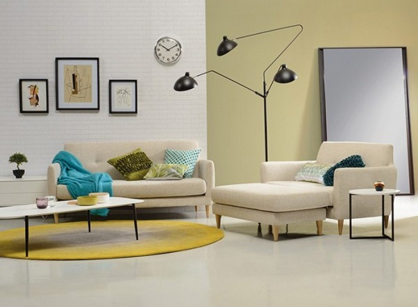 FRM6043A 3 SEATER SOFA6