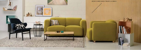 FRM6066B 2 SEATER SOFA4