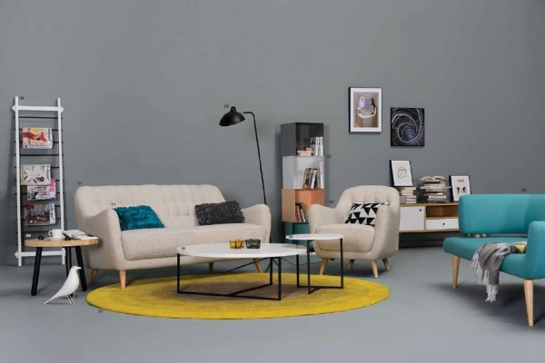 FRM6067B 2 SEATER SOFA6