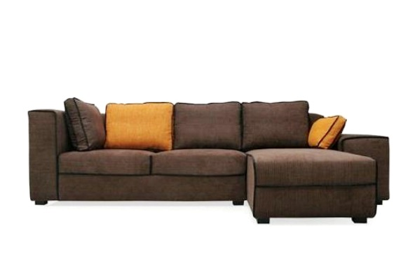2.5 SEATER SOFA WITH CHAISE - FRM62071