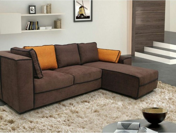 2.5 SEATER SOFA WITH CHAISE - FRM62074