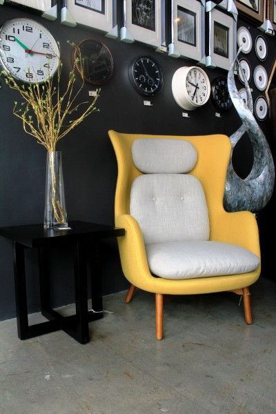 RO LOUNGE CHAIR - FRM70922
