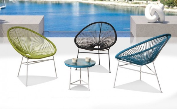 OUTDOOR CHAIR - FRM8018A1