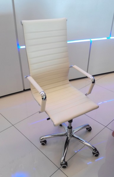 FRM9007 OFFICE CHAIR(PU)1