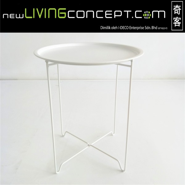 ROUND SIDE TABLE - FRM30601