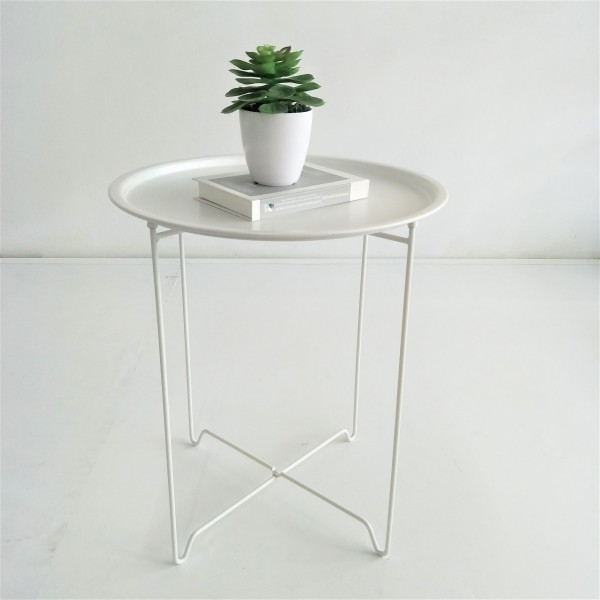 ROUND SIDE TABLE - FRM30604