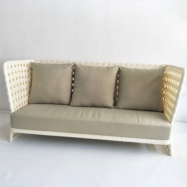 3 SEATER OUTDOOR SOFA - FRM80332