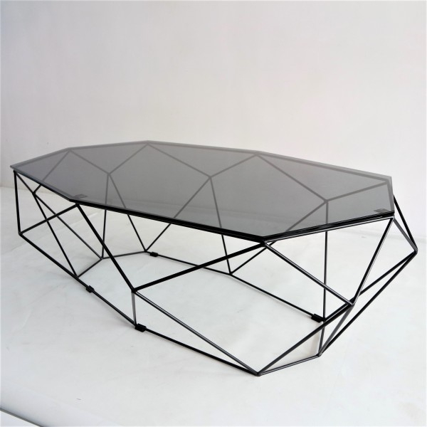 BLACK COFFEE TABLE - FRM3076-W2