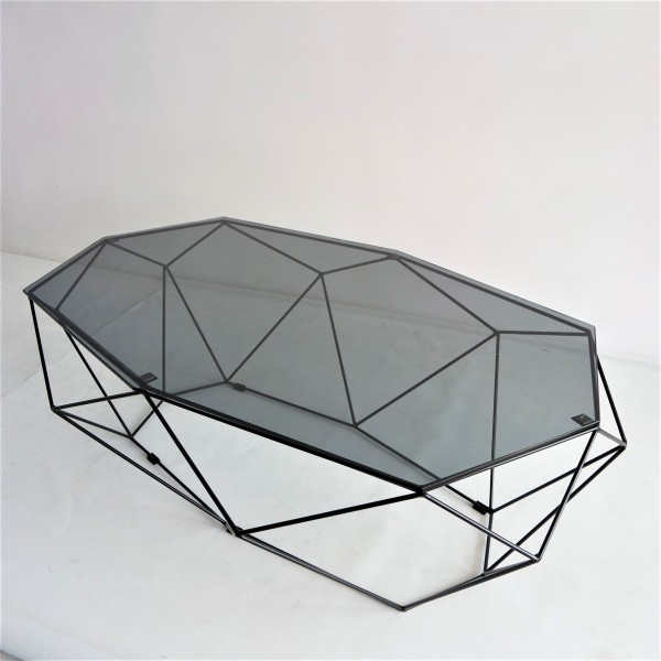 BLACK COFFEE TABLE - FRM3076-W3
