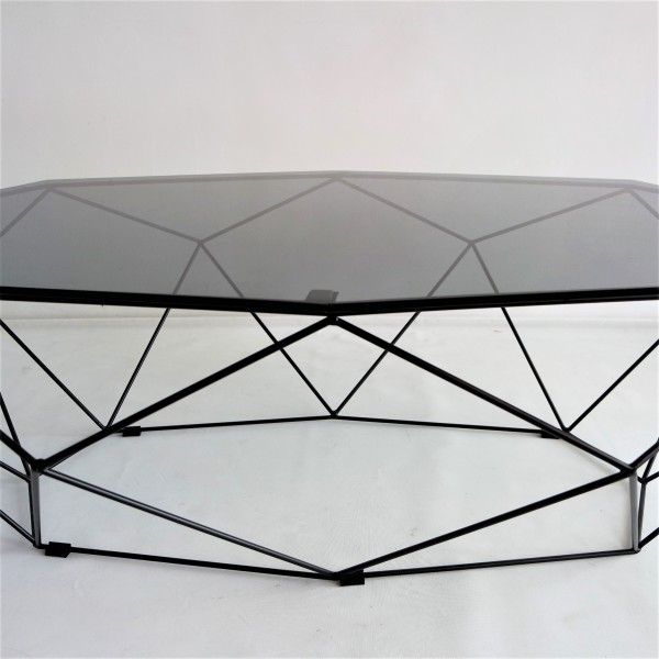 BLACK COFFEE TABLE - FRM3076-W4