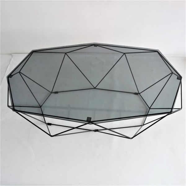 BLACK COFFEE TABLE - FRM3076-W5
