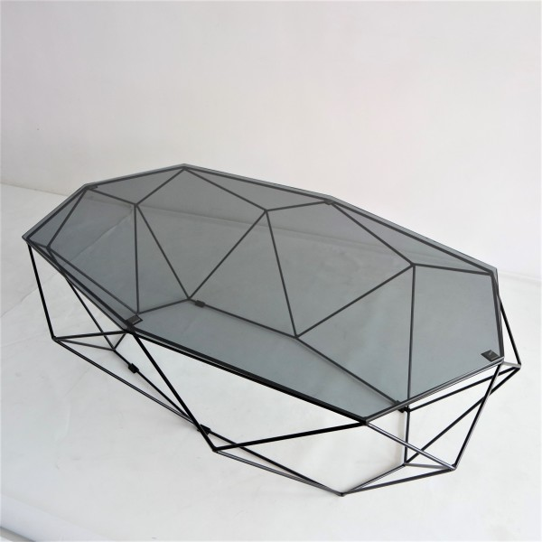 BLACK COFFEE TABLE - FRM3076-W6