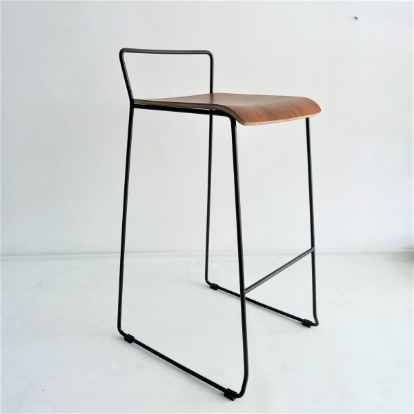 METAL BAR STOOL - FRM10891
