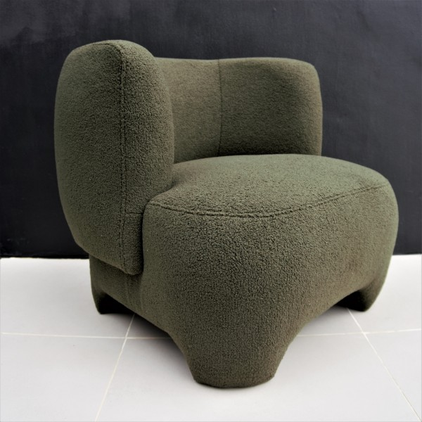 1 SEATER SOFA - FRM6286A-FGR1