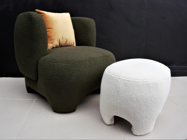 1 SEATER SOFA - FRM6286A-FGR4