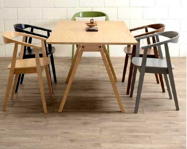 1.7M DINING TABLE - FRM51054