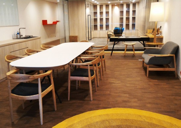 OTTO DINING TABLE - FRM5025A2