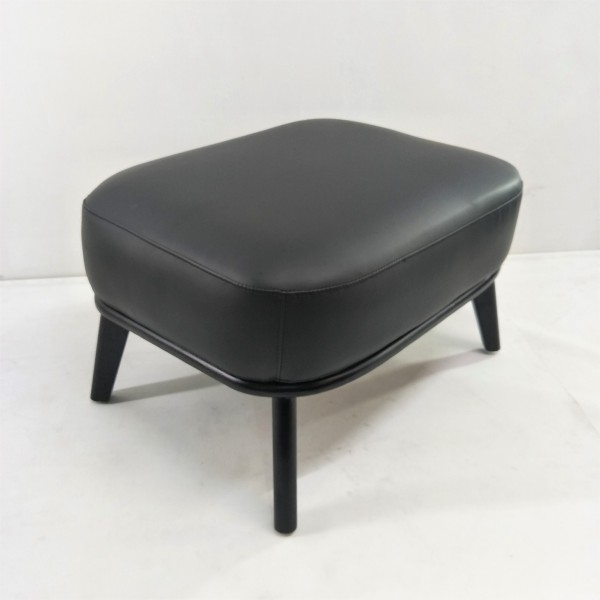 PU RECTANGLE OTTOMAN - FRM11101