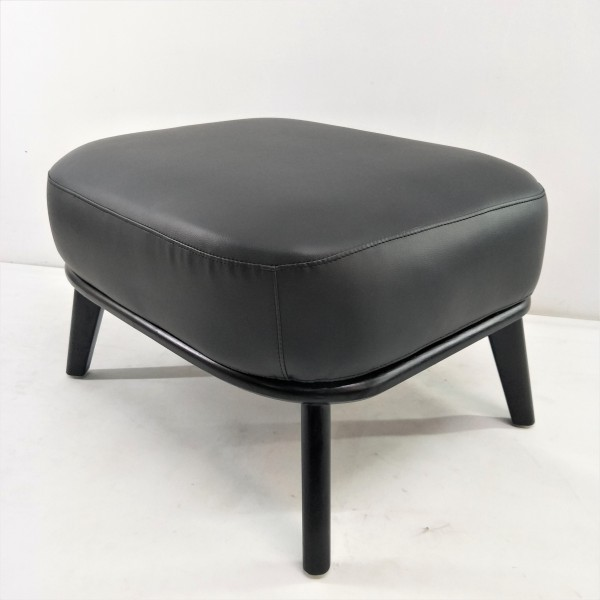 PU RECTANGLE OTTOMAN - FRM11102
