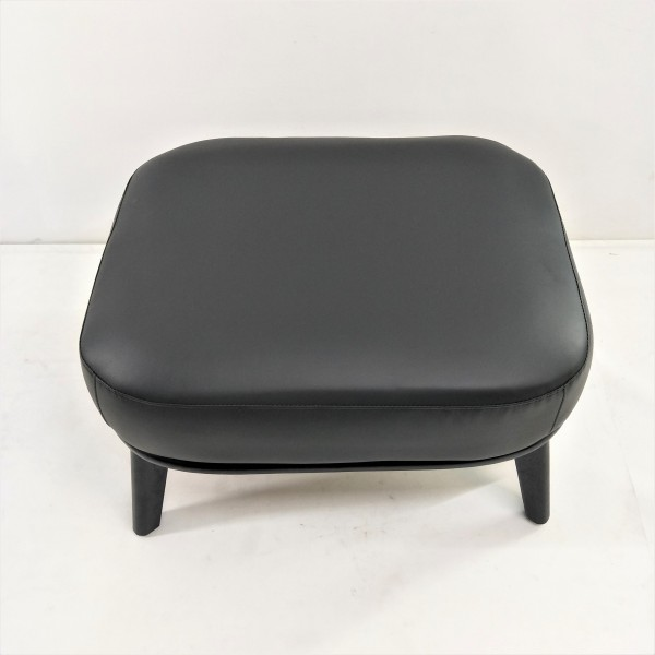 PU RECTANGLE OTTOMAN - FRM11103