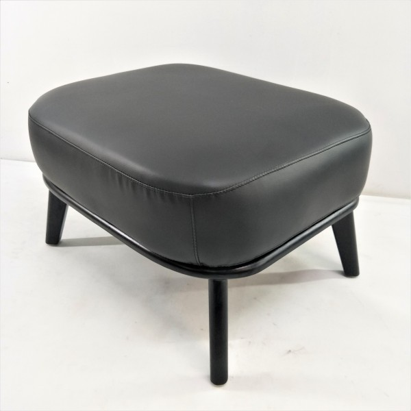 PU RECTANGLE OTTOMAN - FRM11104