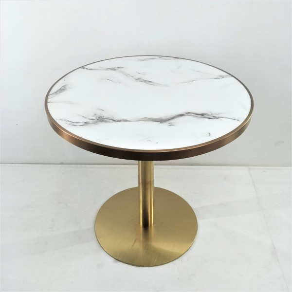 ROUND MARBLE TABLE - FRM50721