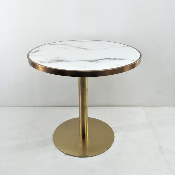 ROUND MARBLE TABLE - FRM50722