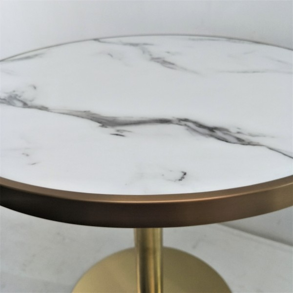 ROUND MARBLE TABLE - FRM50723
