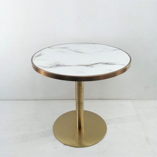 ROUND MARBLE TABLE - FRM50724
