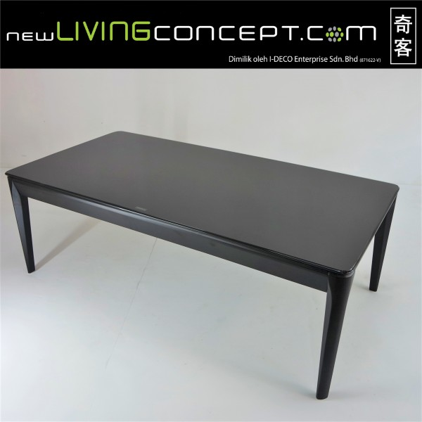 RECTANGLE GLASS COFFEE TABLE - FRM20811