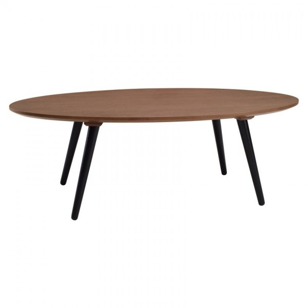 OVAL COFFEE TABLE - FRM2076B1