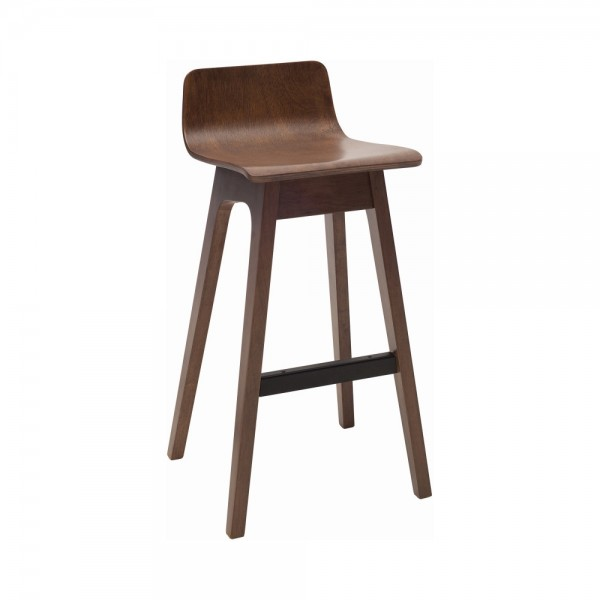 SOLID WOOD BAR CHAIR - FRM10352