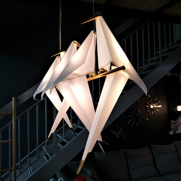 LED BIRD PENDANT LAMP - LTC00606