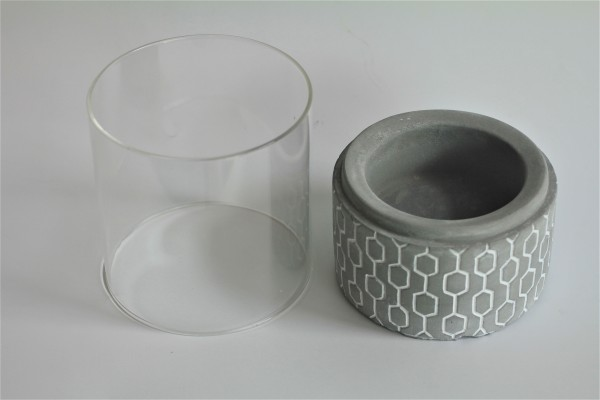 DECORATION CANDLE HOLDER -  DCT91115