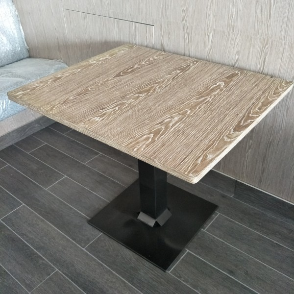 RECTANGLE WOOD DINING TABLE  - FRM5145A2
