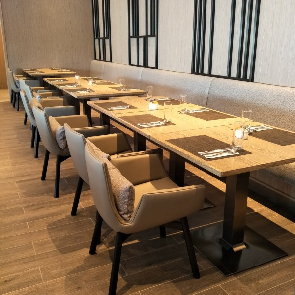 RECTANGLE WOOD DINING TABLE  - FRM5145A3
