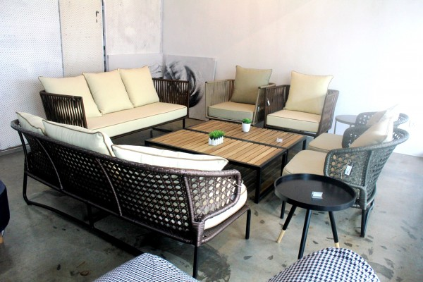 1 SEATER OUTDOOR CHAIR - FRM8027A4