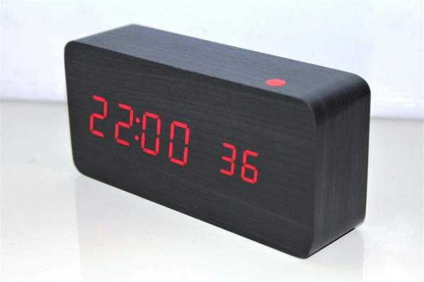 LED DESK CLOCK - DCC10711