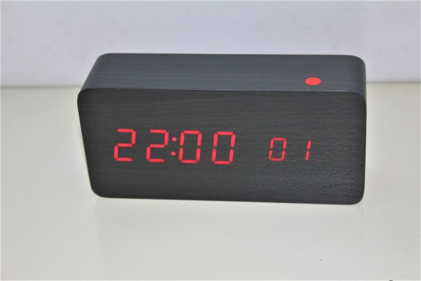 LED DESK CLOCK - DCC10712