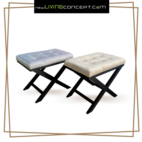 Chester Ottoman / Stool - FRM40141